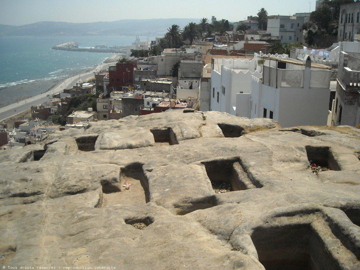 nécropoles Tanger